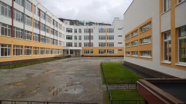 В Приморском районе в 2021 г. будет открыто четыре школы
