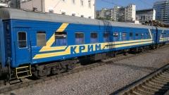 Железнодорожные перевозки между Крымом и Украиной могут отменить
