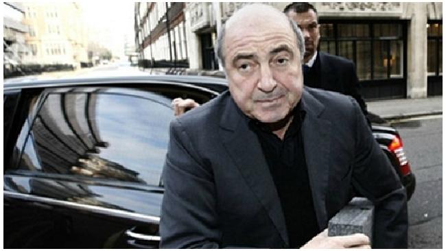 Во Франции арестовано имущество Бориса Березовского на 13 млн евро