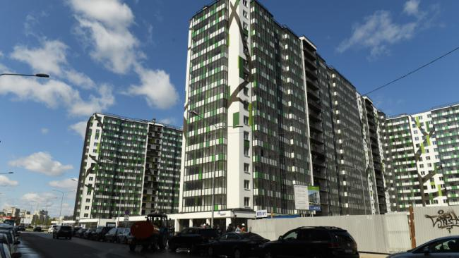 В  Ленобласти в 2020 г. может быть введено около 2,2 млн кв метров жилья