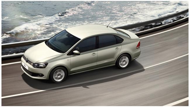 За третий квартал Volkswagen продал в России 161 тыс. машин