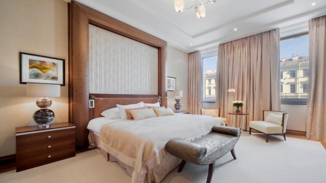 За 2011 год Петербург обзавелся шестью новыми отелями