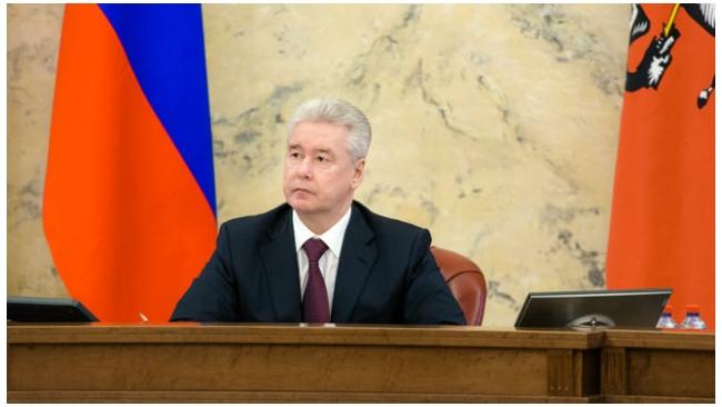 Собянин заявил о сокращении 30% московских госслужащих к 1 июля