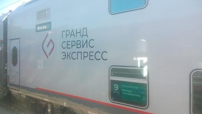 Оператор железнодорожных перевозок в Крым прокомментировал санкции США
