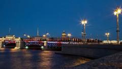 """""""Ленсвет"""" начал масштабную программу подсветки памятников и скульптур Петербурга"""