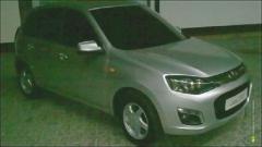 """""""АвтоВАЗ"""" показал во что экс-дизайнер Volvo превратил Lada Kalina"""