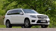Из московского автосалона угнали Mercedes стоимостью почти 8 млн рублей