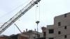 Рабочий разбился на стройплощадке на проспекте Медиков