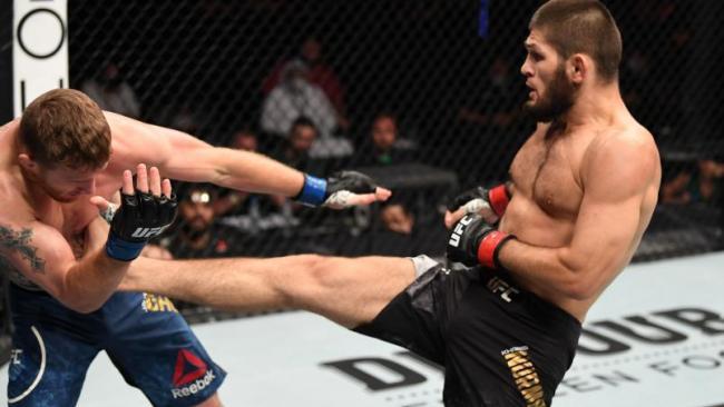 Глава UFC не исключает возвращение Нурмагомедова