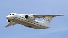 В Пулково готовится аварийная посадка АН-148 с 58 пассажирами на борту
