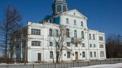 Реставрация фасадов дворца Воронцова в Новознаменке пройдет в Петербурге в 2021 году