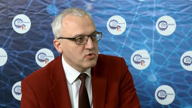 Игорь Тимашков рассказал о деятельности фонда развития СПБГЭУ