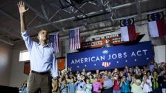 Вопреки прогнозам, уровень безработицы в США резко снизился до 8,6%