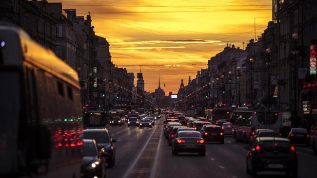 В Северной столице снизился темп падения авторынка