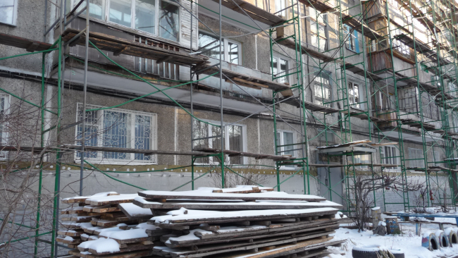 Петербуржцы задолжали за капремонт более 1 млрд рублей