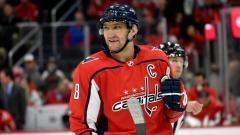 """Овечкин признан лучшей """"восьмеркой"""" в истории НХЛ"""
