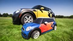 Концерн BMW изготовил для Олимпиады автомобили Мини Mini