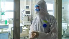 В России за сутки коронавирусом заболело 8135 человек