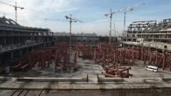 """В строительство """"Зенит-Арены"""" вложат еще 18,8 млрд рублей из городского бюджета"""