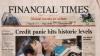 Газету The Financial Times может купить мэр Нью-Йорка