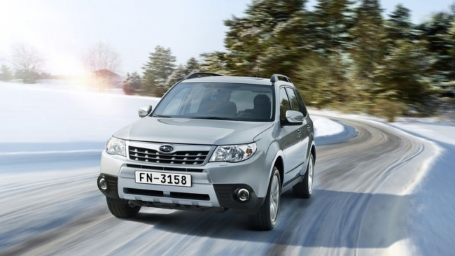 Subaru планирует построить автозавод в России