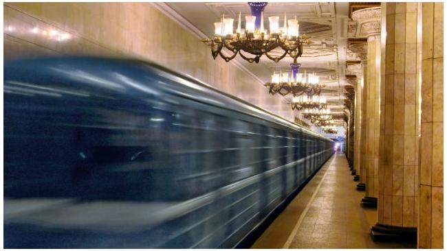 """Станции метро """"Черная речка"""" и """"Новочеркасская"""" в мае ограничат на вход"""