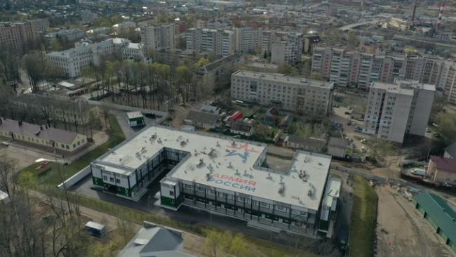 Военные скоро сдадут медцентр в Пушкине, который задействуют в борьбе с коронавирусом