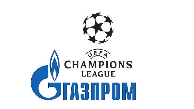 """""""Газпром"""" собирается спонсировать Лигу чемпионов"""