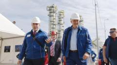 Еврохим в 2023 году введет в Кингисеппе комплекс по выпуску карбамида и аммиака