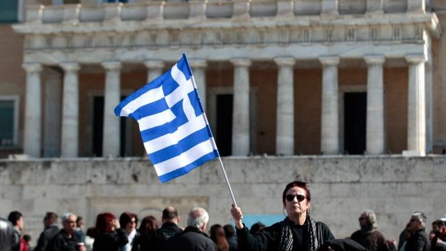 Грецию ждут новые выборы в парламент