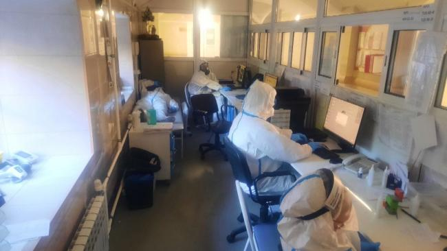В Петербурге за сутки коронавирусом заболело 3041 человек