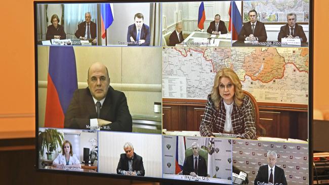 Владимир Путин: эпидемиологическая ситуация в России стабилизируется