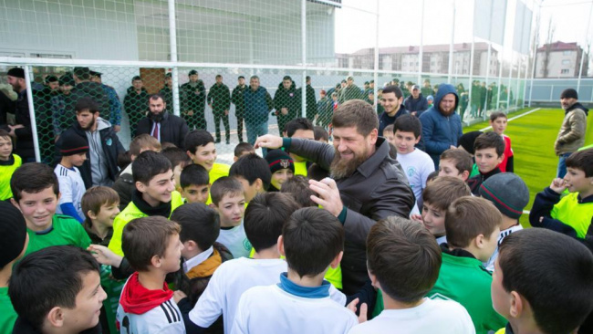 """Гендиректор """"Ахмата"""" рассказал о состоянии здоровья Кадырова"""