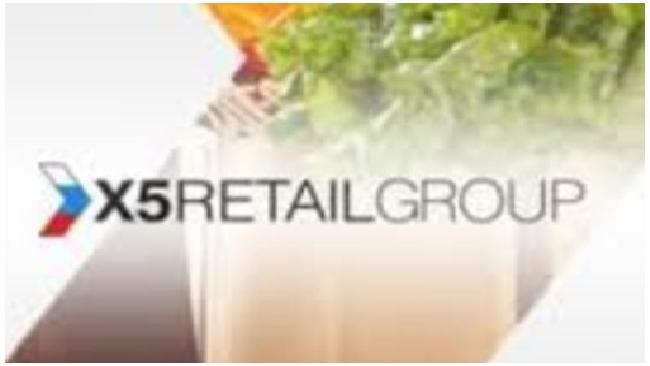 X5 Retail Group увеличила консолидированную выручку за I полугодие