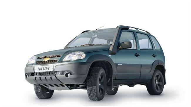 Модель Chevrolet Niva в мае распродадут со скидкой в 70 тыс. рублей