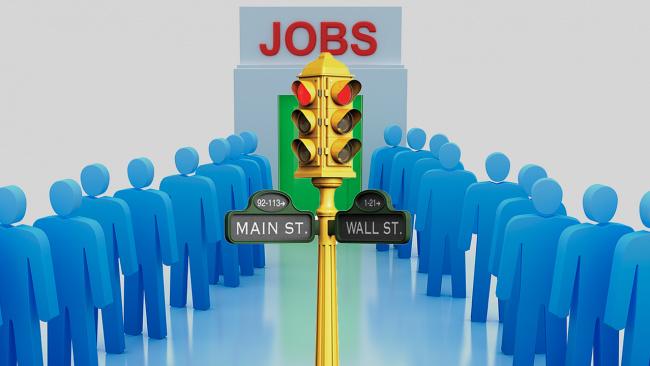 Из-за коронавируса безработица в США поставила новый рекорд