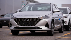 Российский завод Hyundai Motor в 1-м квартале на 7% сократил выпуск автомобилей