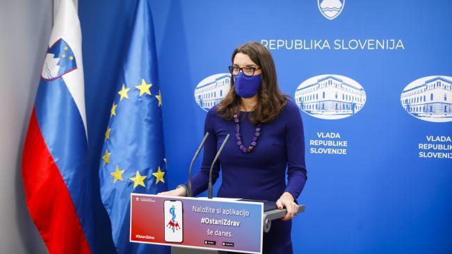 Словения в рамках борьбы с COVID-19 ограничивает перемещения людей между муниципалитетами