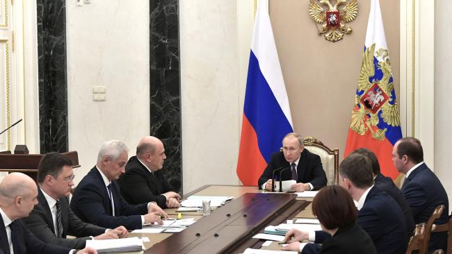 Владимир Путин: Основная задача экономической повестки – запуск нового инвестиционного цикла