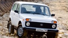 Внедорожник Lada 4x4 появится в 2017 году
