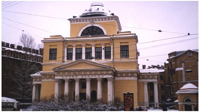Музей Арктики и Антарктики не намерен передавать РПЦ свое здание