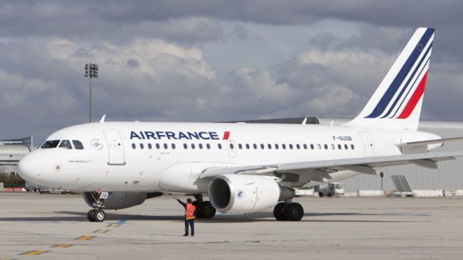Air France переносит рейсы из-за четырехдневной забастовки
