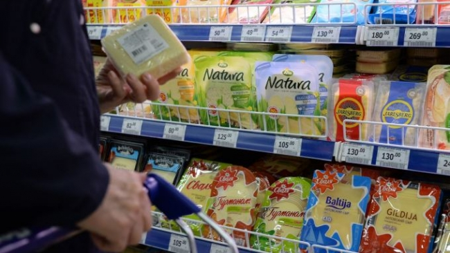 Роспотребнадзор обозначил условия возвращения литовских продуктов