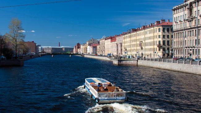 В среду в Петербурге был побит рекорд 1989 по температуре воздуха