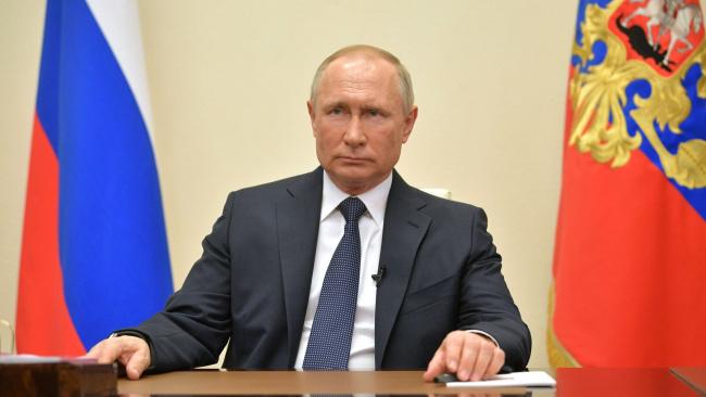 Президент России продлил «коронавирусные каникулы» до конца апреля