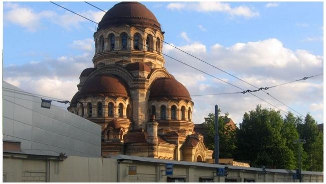 Минобороны РФ передало РПЦ храм в Петербурге по приказу Шойгу