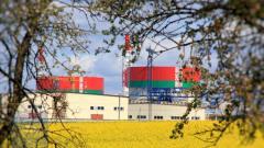 Построенный Россией 1-й блок Белорусской АЭС включен в единую энергосистему