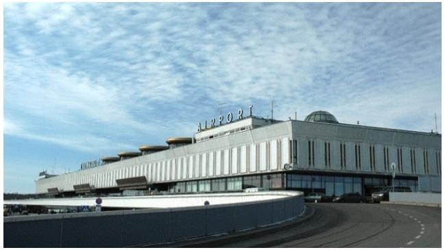 """В """"Пулково"""" аварийно приземлился АН-148"""