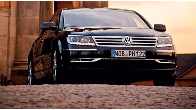Volkswagen снизил ожидания по продажам в России