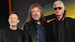 Led Zeppelin не исключают возможности будущих реюнион-шо...